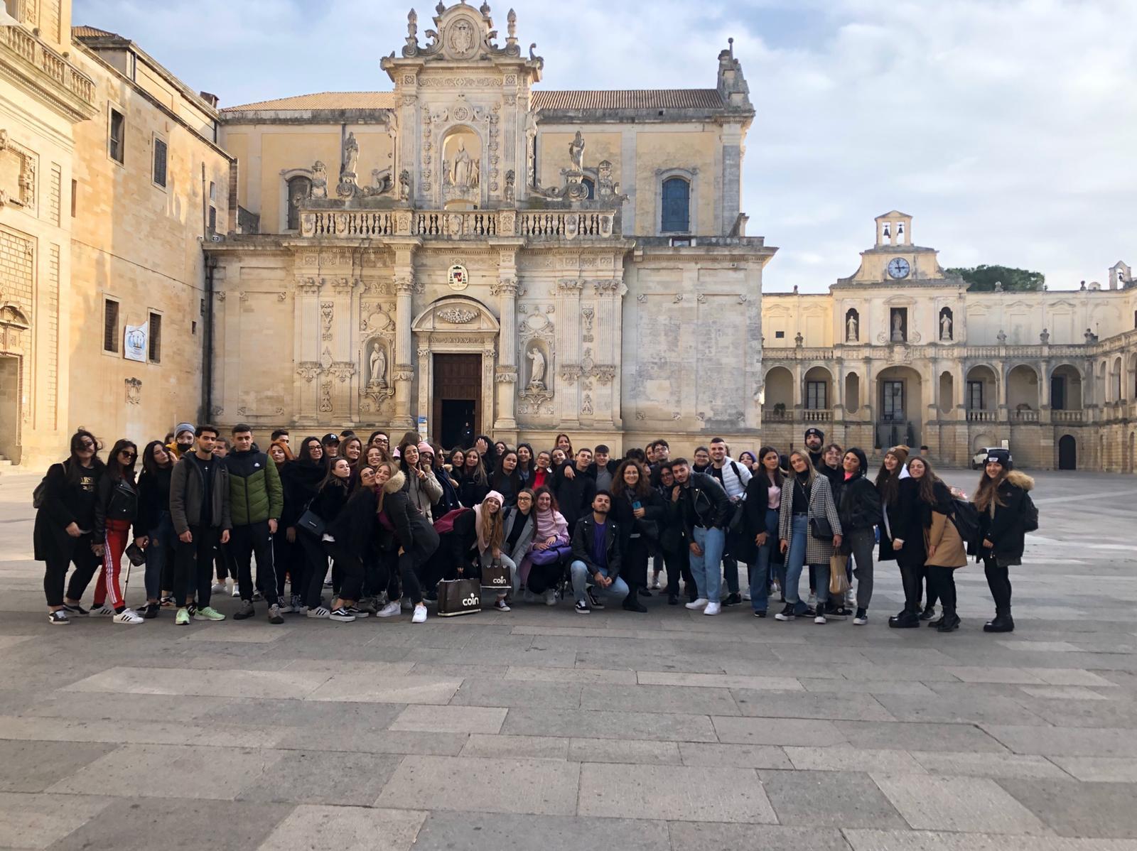 Uscita didattica: Lecce ebraica, 04-02-20